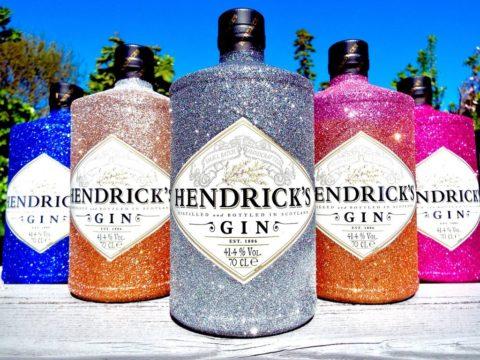 Hendricks bottle bling