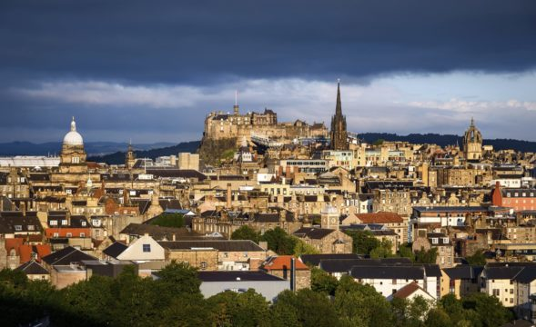 Featured Image for Edinburgh: A gin odyssey