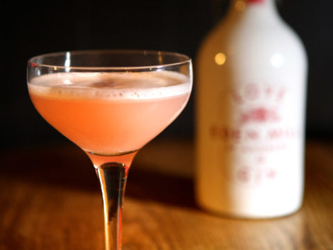 Featured Image for Clover Club, with Eden Mill Love Gin