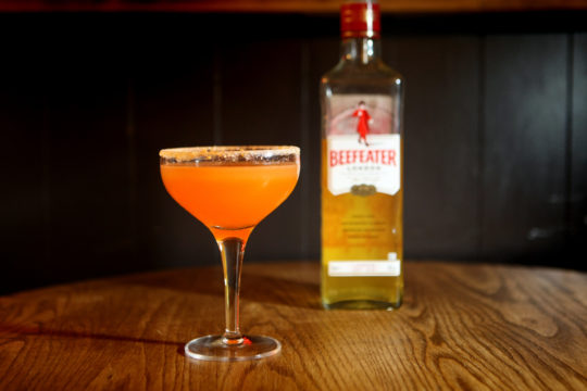 Featured Image for The Boozy Cow Special Cocktail: Boozy Bru