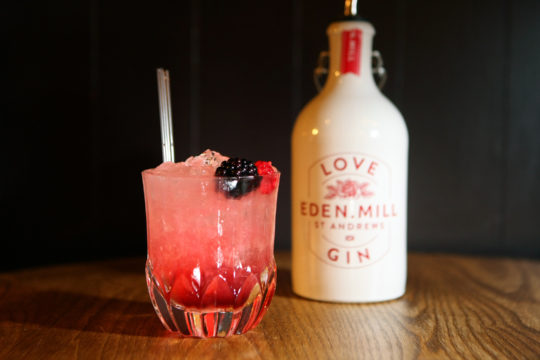 Featured Image for Classic Bramble with Eden Mill Love Gin