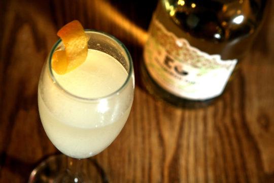 Featured Image for Gin Fizz cocktail, with Edinburgh Elderflower gin