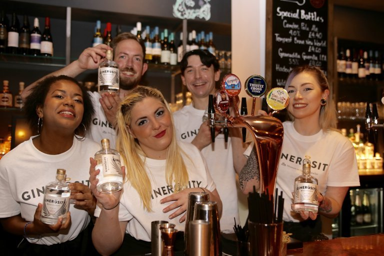 Featured Image for Drink gin and help young people? That's Ginerosity right there