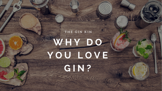 Featured Image for 13 Reasons Why Our Gin Kin Followers Love Gin!