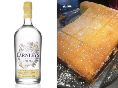 Featured Image for Love gin? Love cakes? Then how about this Darnley's Gin & Lemon Drizzle Cake recipe?