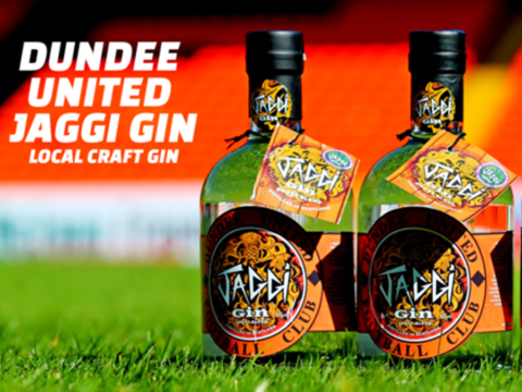 Featured Image for They shoot, they score! Football club launch new gin