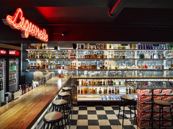new york gin bars genuine liquorette