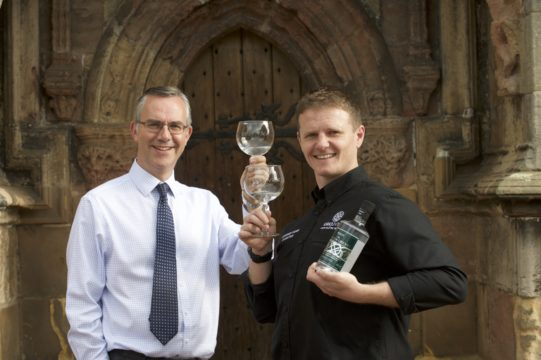 Featured Image for Crack the code with The Prince of Orkney gin