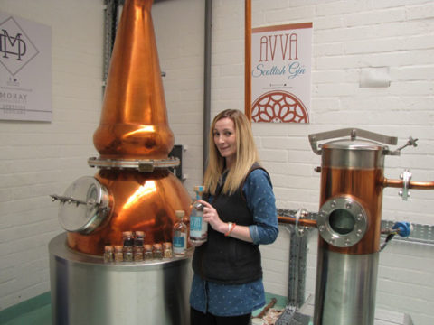 Featured Image for 7 questions with Avva Scottish Gin owner Jill Brown