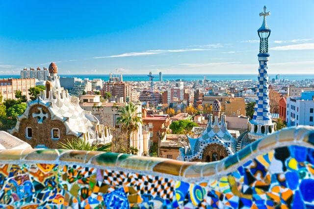 gin holidays europe barcelona