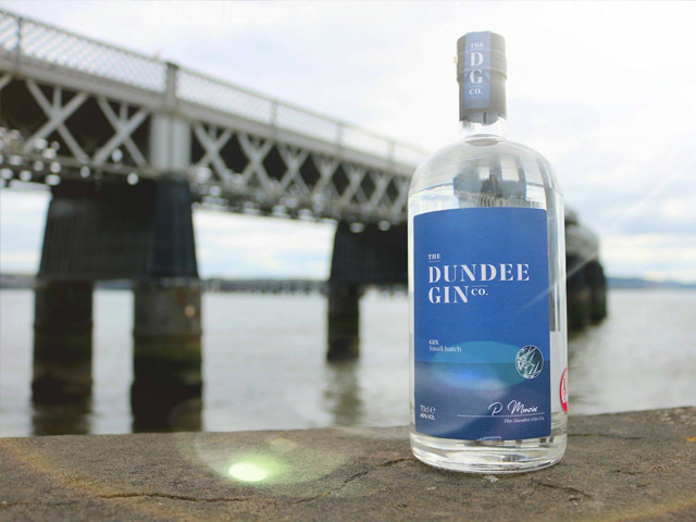 dundee gin