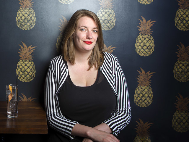 Emma Stokes is the current World Gin Day Ambassador