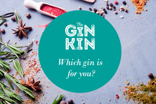 Featured Image for Which gin is for you? Take our recommendation quiz