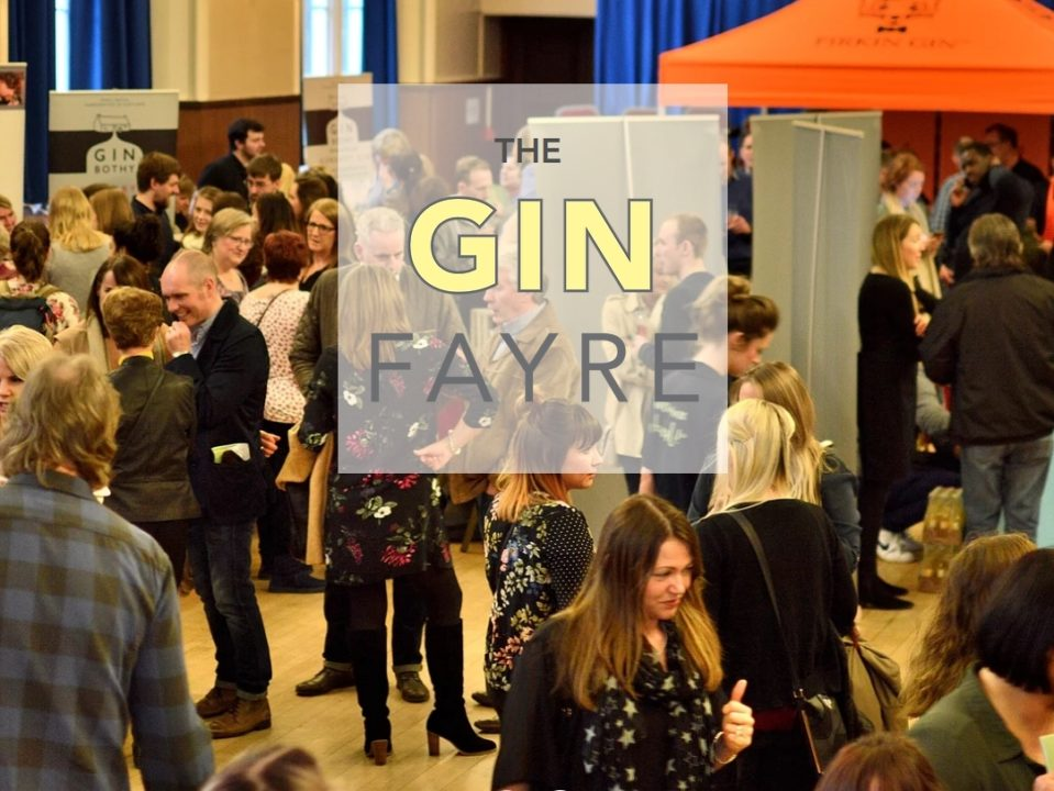 Featured Image for Attention Dundee gin fans — the Gin Fayre is in town!