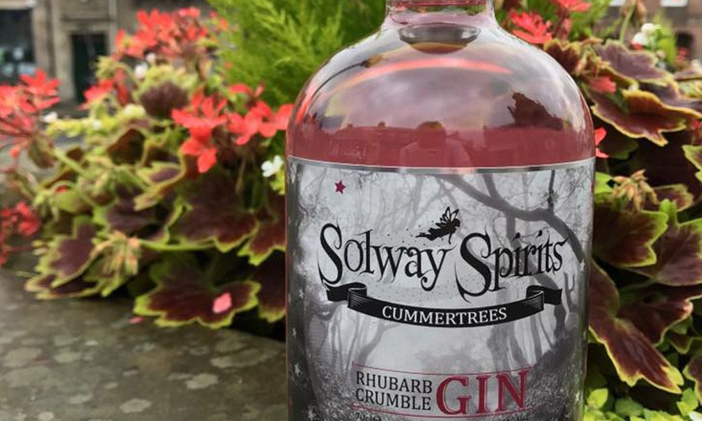 Featured Image for Rhubarb Crumble Gin Might Be our Favourite New Tipple