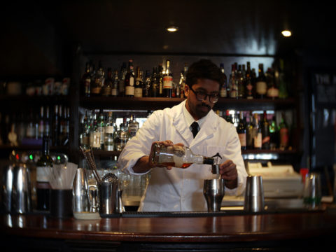 Featured Image for The best cocktail bars in London, according to gin experts
