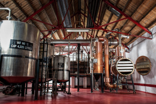 Featured Image for Want to know more about Caorunn's award-winning distillery tour?
