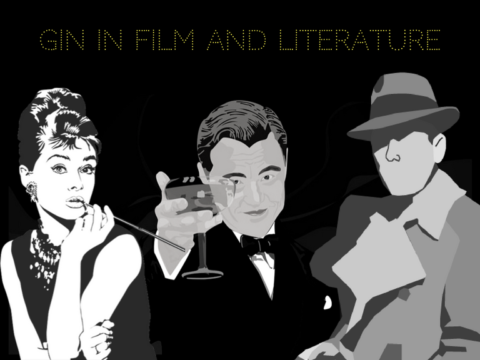 Featured Image for Shaken, not stirred: Gin in film and literature