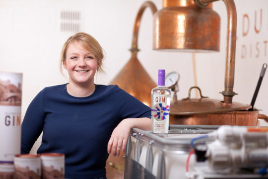 Featured Image for Combining chemistry and creative art at Durham Distillery