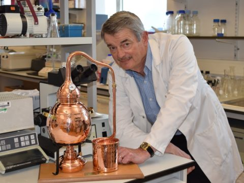 Featured Image for Scottish drinks industry will be in the spotlight at world-renowned distilled spirits conference