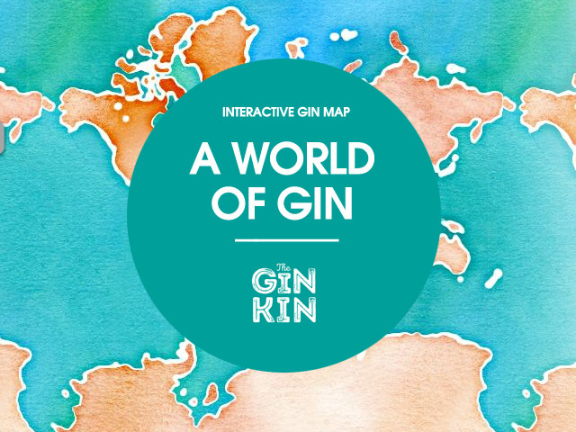 Featured Image for The best gins in the world: An interactive map