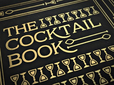 Featured Image for The British Library has republished The Cocktail Book from 1900 — and it's your PERFECT stocking filler