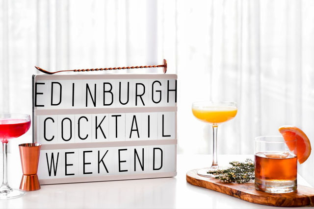 Featured Image for Edinburgh set to host Scotland's biggest ever cocktail event this weekend