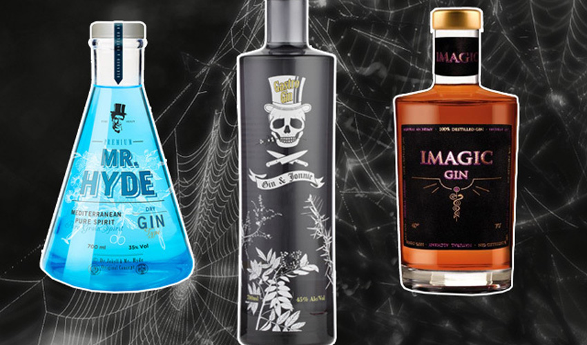 Featured Image for 10 Ghoulish Gins That Would be Perfect for Your Halloween Party