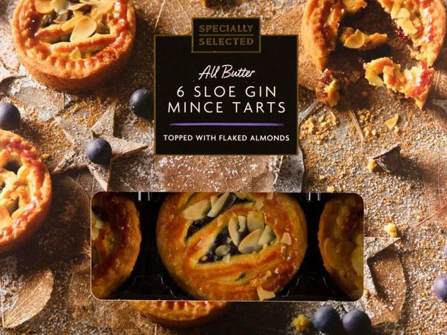 Featured Image for You can now buy sloe gin mince pies just when you thought Christmas couldn't get any better