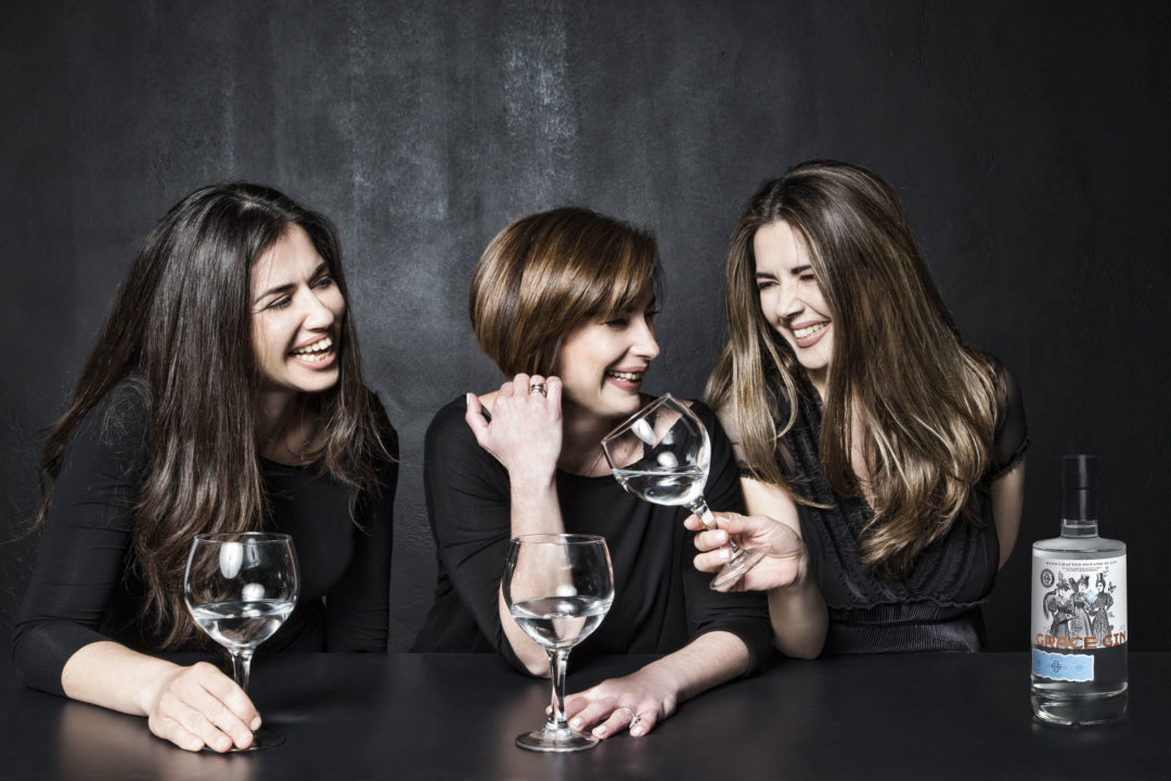 Featured Image for Three passionate Greek women inspired by a Scotsman - meet the Three Graces