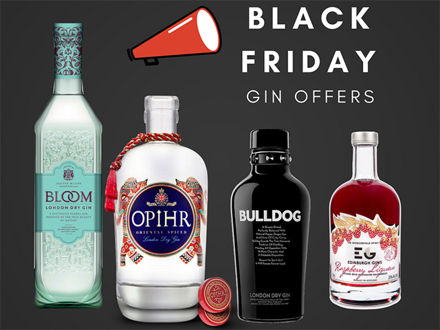 Featured Image for Amazon adds even more Black Friday gin offers