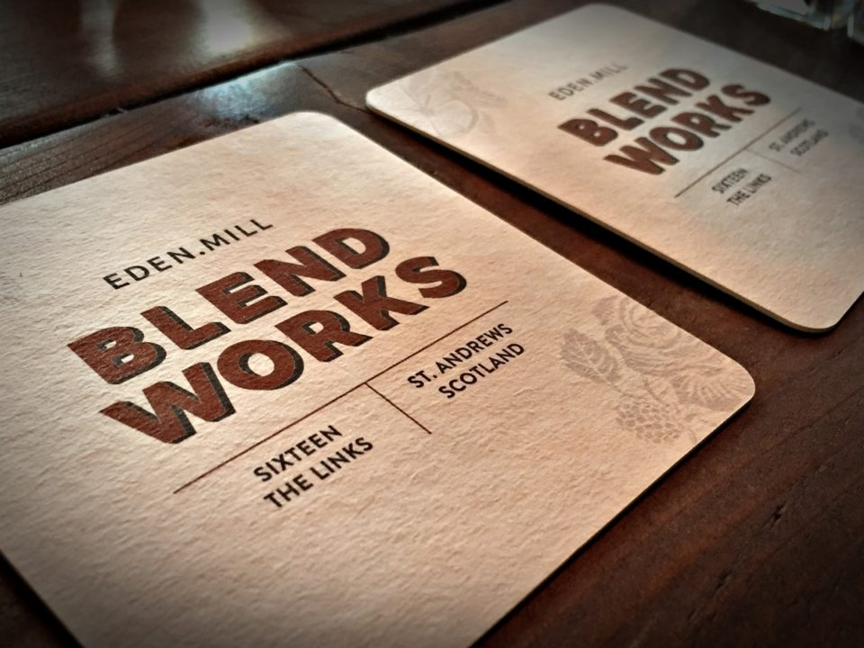 Featured Image for VIDEO: The Gin Kin tries the Blendworks experience at Eden Mill