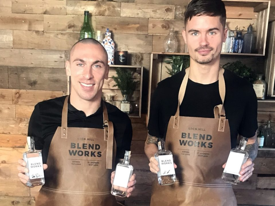 Featured Image for These sports stars are proving to be champion gin makers
