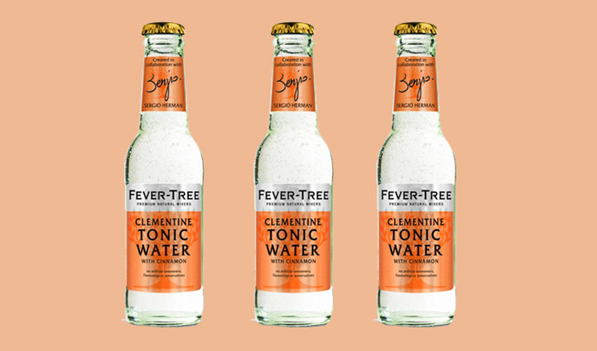 clementine tonic water