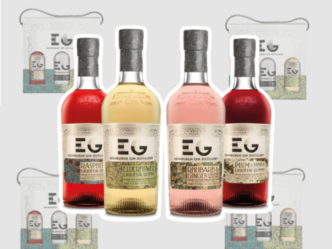 Featured Image for Edinburgh Gin's Christmas gift selection is luxury we all need in our life