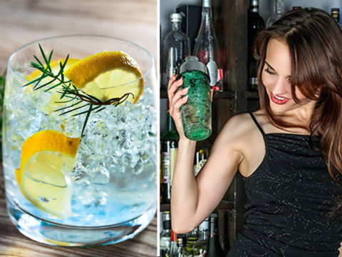 Featured Image for Science says drinking gin gives you swagger