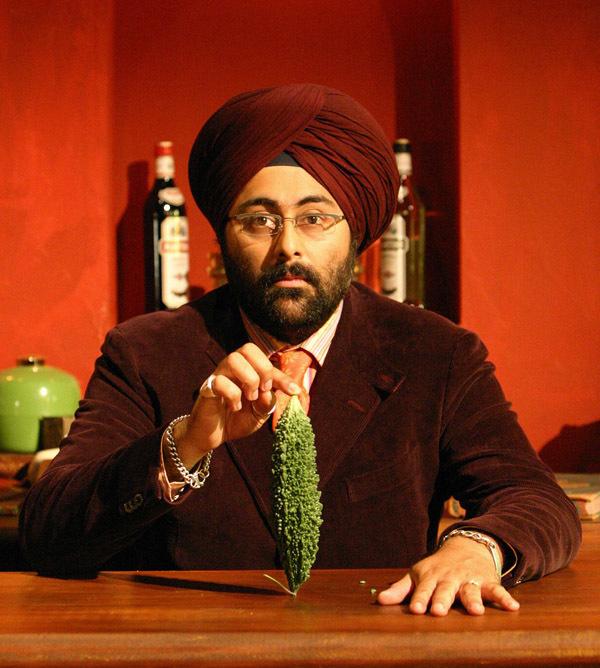 scot gin fest Hardeep Singh Kohli