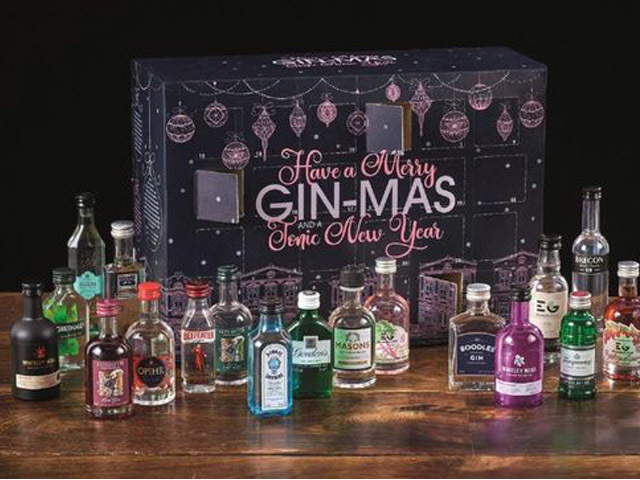 Featured Image for Morrisons launches gin advent calendar just in time for Black Friday