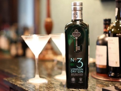 Featured Image for REVIEW: No.3 London Dry Gin (Kingsman edition)