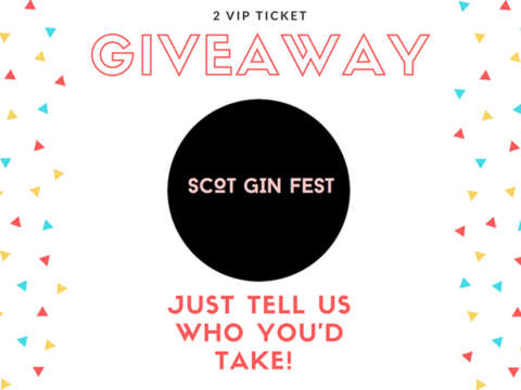 Featured Image for GIVEAWAY: Scot Gin Fest returns for 2018 – and you can get 2 VIP tickets!