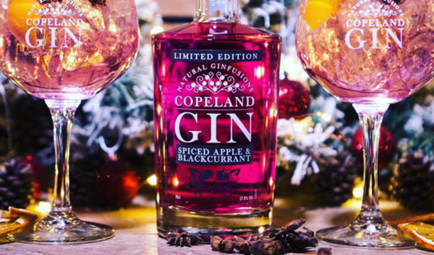 Featured Image for Spiced Apple & Blackcurrant Gin Is the Perfect Shade of Pink in a Glass