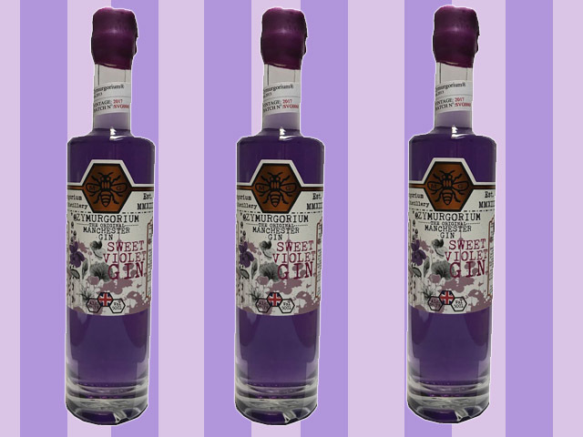 Featured Image for This Sweet Violet Liqueur will remind you of the Parma Violets of your youth
