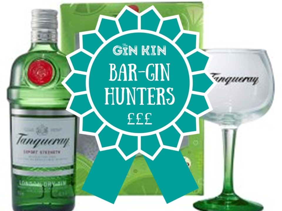 Featured Image for BAR-GIN HUNTERS: This Tanqueray deal has a touch of glass