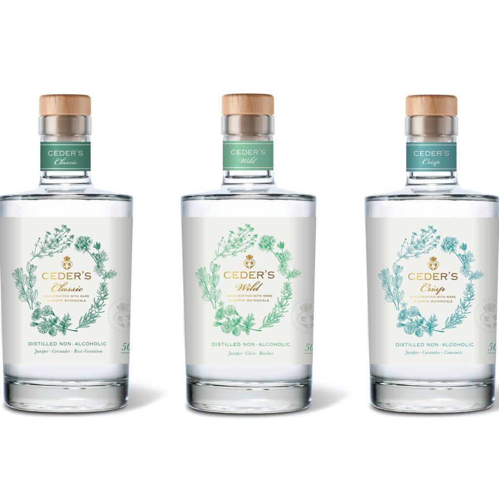 non-alcoholic gin