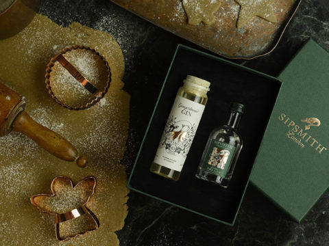Featured Image for This gingerbread gin gift set is all our Christmas dreams come true