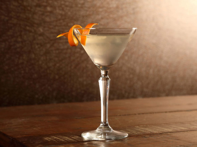 Featured Image for Gin Martini, with Edinburgh Gin and Orange Bitters