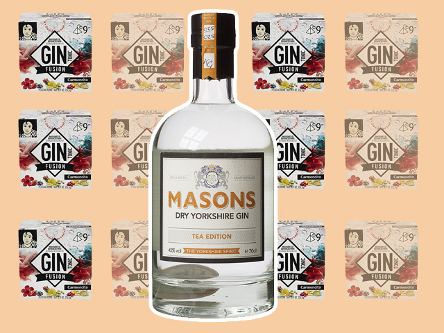 Featured Image for 10 genius gin and tea fusions for when you just need both in your life