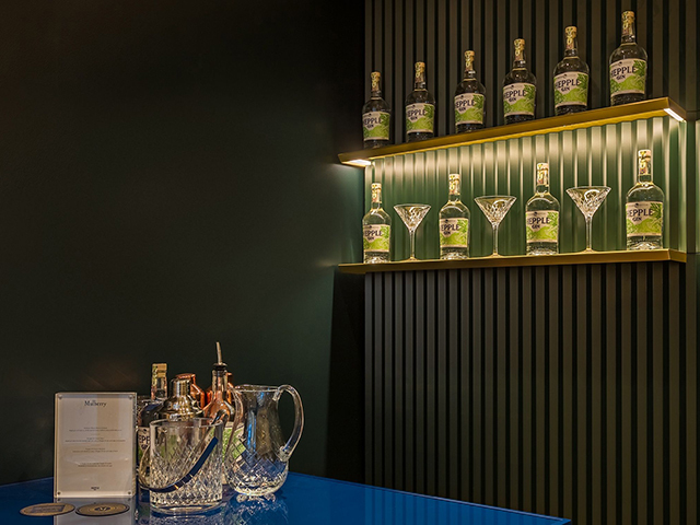 Featured Image for Mulberry's gin pop up bar is London's most fabulous secret