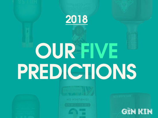gin trends 2018