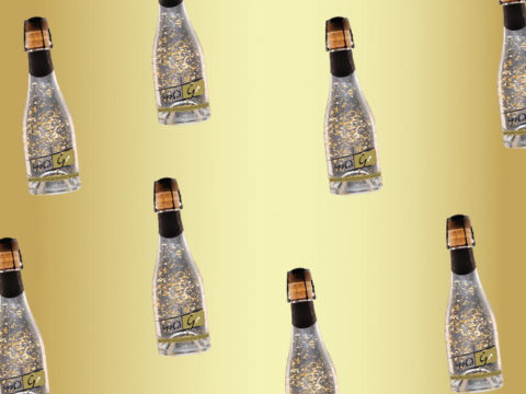 Featured Image for Sparkling Gold Gin Could Be the Craziest Prosecco Replacement Ever